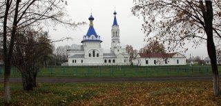 Храм в честь святого Димитрия Солунского (с. Коробовка)