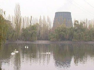 Липецк. Заповедник Лебединое озеро