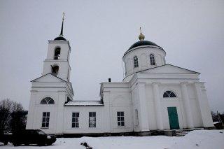 Липецкая область. Чаплыгинский район. Спасский храм