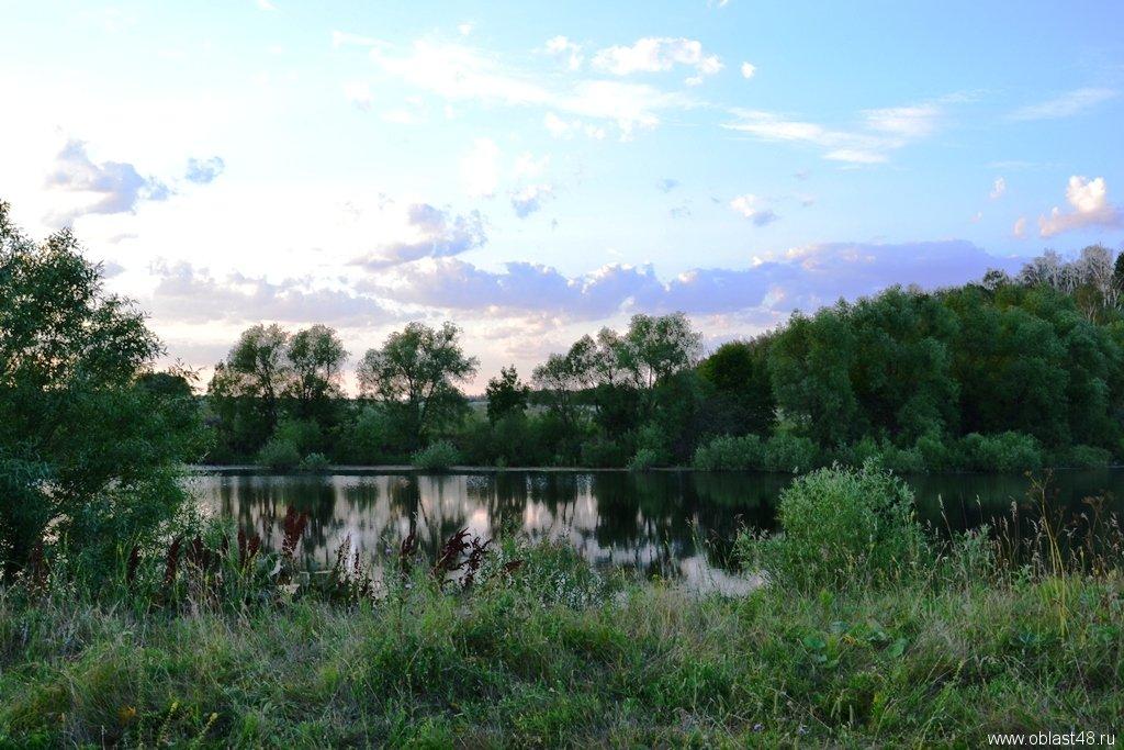 рыбалка в ново дубовом в липецкой области