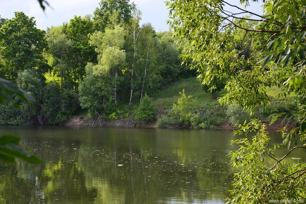 долгоруковский район рыбалка
