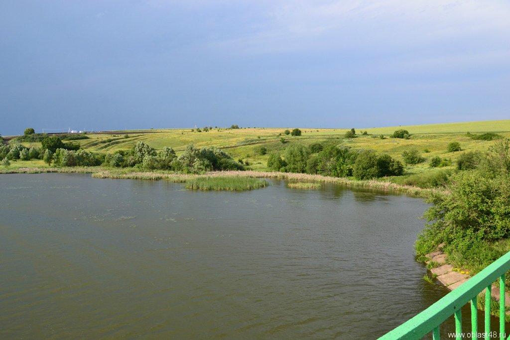 пруды для рыбалки в елецком районе