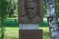 Становое. Памятник И.Ф. Чуракову