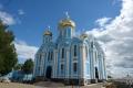 Задонск. Рождество-Богородицкий мужской монастырь. Владимирский собор